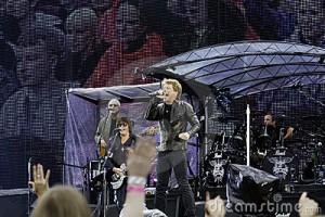 The Bon Jovi Band on Tour