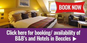 Love Beccles Booking